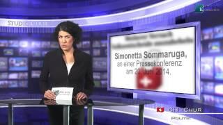 Schweiz:Weiterer Versuch Volksentscheide auszuhebeln