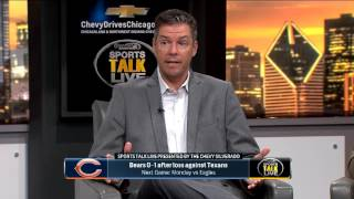 STL: Evaluating Jeremy Langford's performance in opener