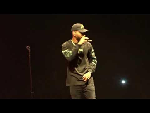 Bryson Tiller - Live at Ziggo Dome Amsterdam 2017