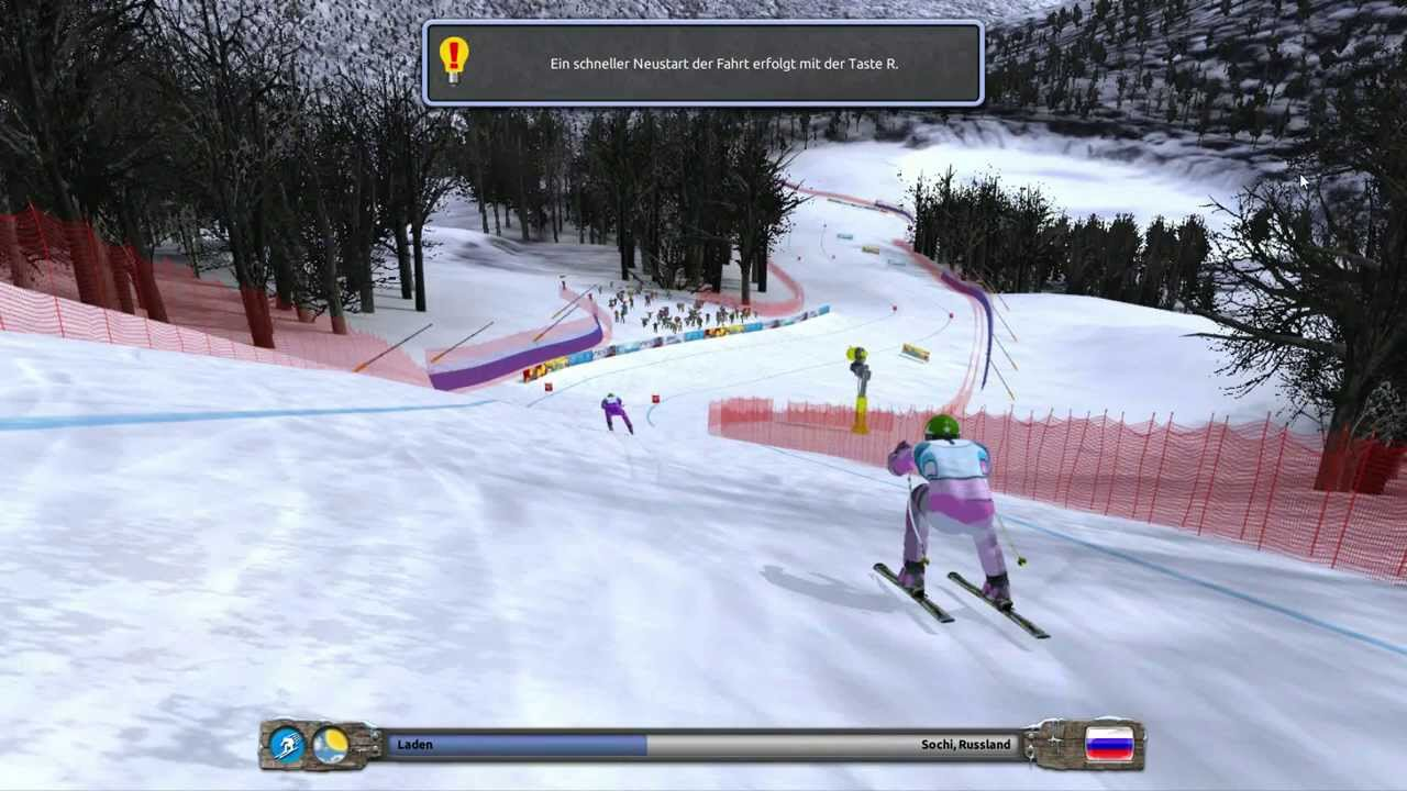ski challenge 2014