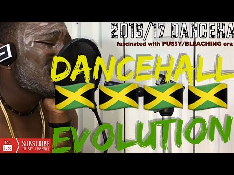 DANCEHALL EVOLUTION (JAMAICAN PARODY)