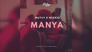 Download Wizkid - Manya (Instrumental) ft. MUT4Y MP3 song and Music Video