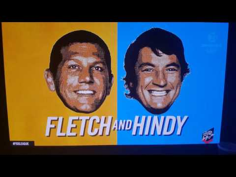 fletch and hindy dating in the dark
