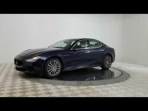 2017 Maserati Ghibli Carrollton TX EX225317