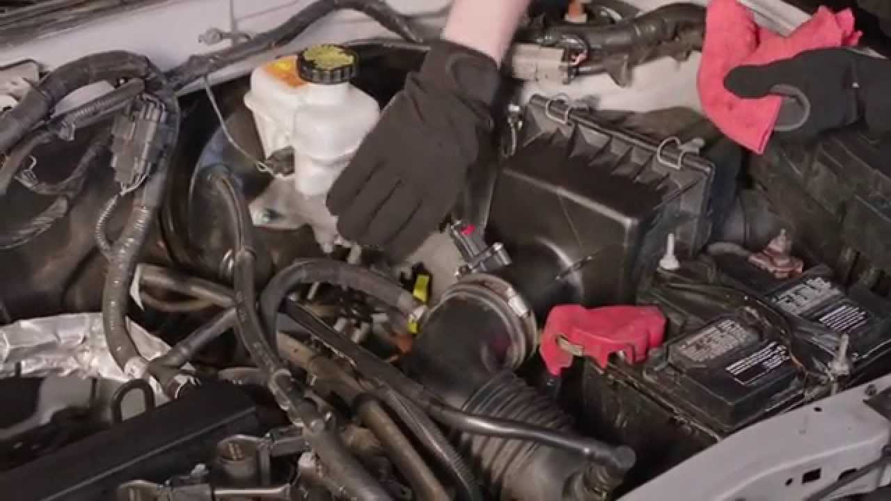 Maxresdefault on 1994 F150 Engine