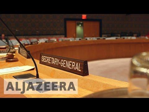 Race to find next UN Secretary-General intensifies