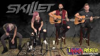 Скачать IRockRadio Com Skillet Acoustic Back From The Dead