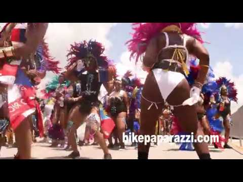 Pt.1 Memorial Day Caribbean Carnival Parade Stone Crest Mall
