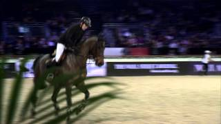 Salon du cheval 2015 - Guillaume Canet et Benjamin Castaldi sur le Longines