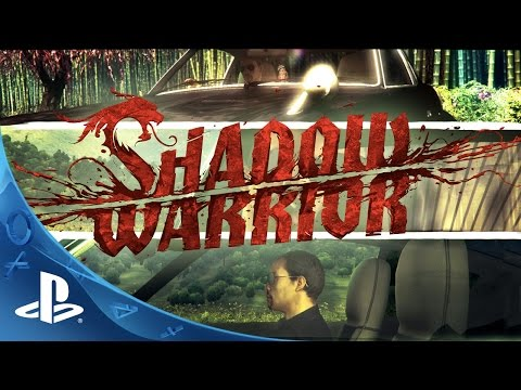 Shadow Warrior Trailer | PS4