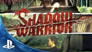 Shadow Warrior Trailer   PS4