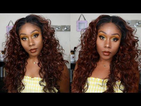 SCREAMING 🗣 FALL FAIRYTALE VIBES || Friday Night Hair GLS105 |OhSoFashionable805