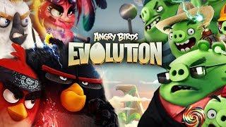 NUEVO JUEGO ANGRY BIRDS EVOLUTION