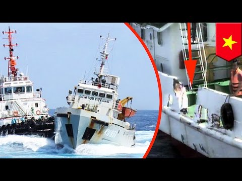 South China Sea dispute: Pentagon pledges $18 million to Vietnam for patrol vessels - TomoNews