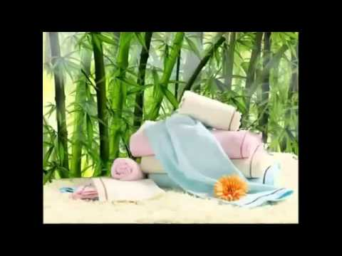 Новая Эра New Era Самые мягкие бамбуковые полотенца! - YouTube