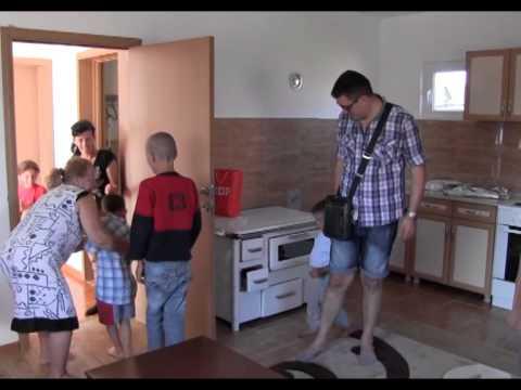 Hido Muratovic - Useljenje u novu kucu porodice Skrijelj