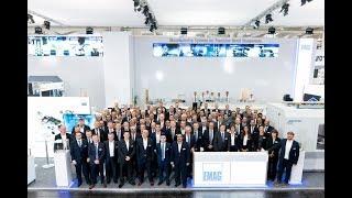 EMAG auf der EMO Hannover 2019