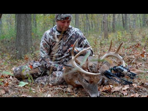 Rut Action In Pike County, IL!  9 Pointer Taken By Josh Stein