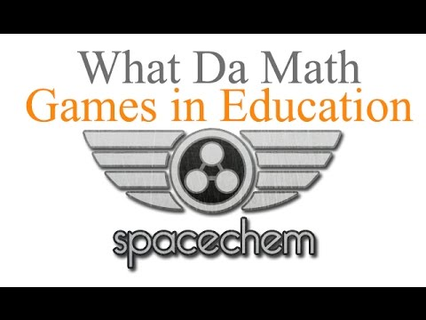 Spacechem - review - GAMES IN EDUCATION (Chemistry)