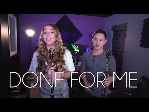 Done For Me - Charlie Puth x Kehlani (Jason Chen x Emma Heesters Cover)