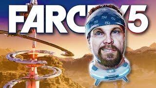 Far Cry 5 Lost on Mars - ALIENS, NEW EQUIPMENT & A FLOATING HEAD (Far Cry 5 Mars DLC) #1