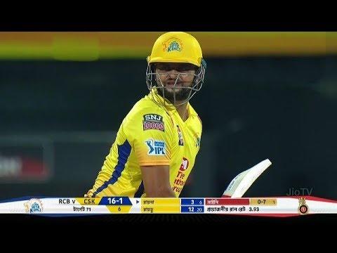 Chennai super king Vs Royal challengers bangalore • 1st IPL Match 2019 Full Match Highlights