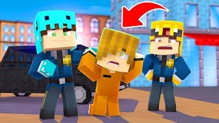 DRINK MY TRAP To VITA STEALING - questo prigioniero- 😱 MINECRAFT ROLEPLAY - ROBLOX PRISION