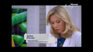 Врач диетолог Лидия Ионова о пользе зеленого горошка