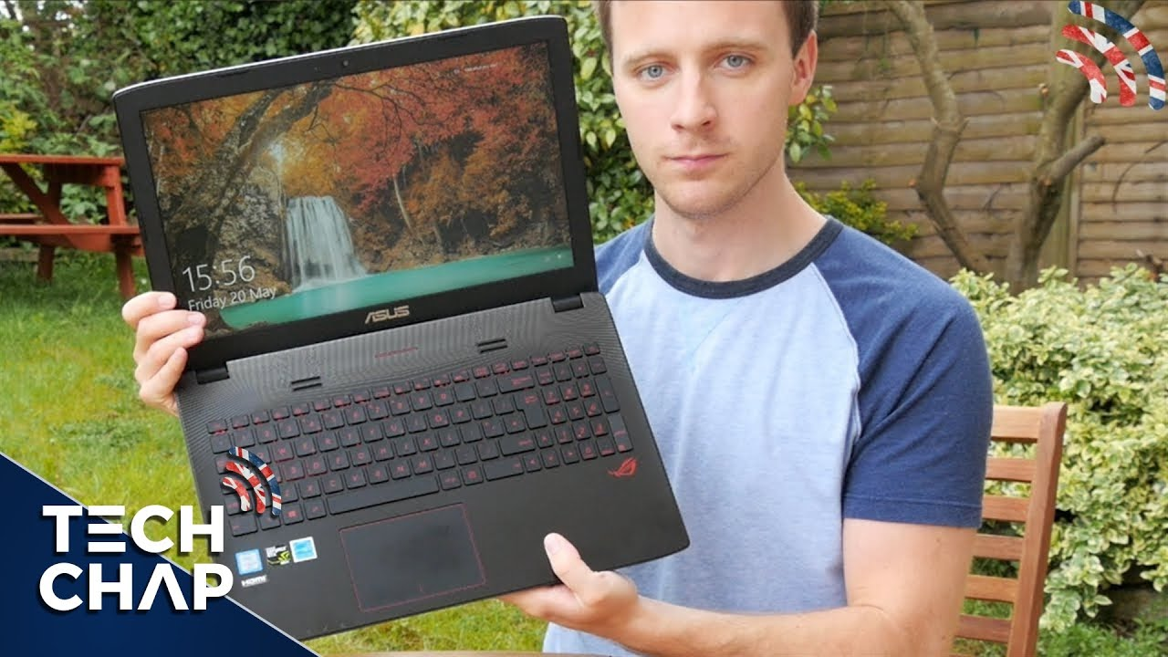ASUS ROG GL552VW Review - Should You Buy this 'Entry-Level' Gaming Notebook?