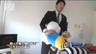 新人選手入寮インタビュー!~6巡目 佐藤 世那投手~