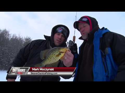 MidWest Outdoors TV Show  #1603 - Ice Fishing Beaver Dam Lake In Wisconsin