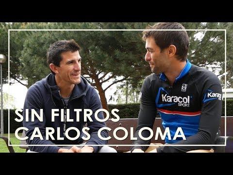 CARLOS COLOMA SIN FILTROS   DANIEL RACE