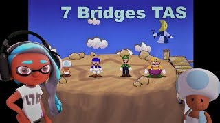 Mario Party 6 - Battle Bridge 7 Bridges [TAS]