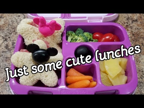 Twentieth week of school lunches - what she ate - bento style lunch - Bentgo Box - bento lunch