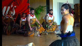Miss BOU'S Beauty Pageant  TALENT Contestants 2018 - Samantha Ma'asi