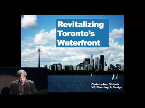 Christopher Glaisek, WATERFRONToronto