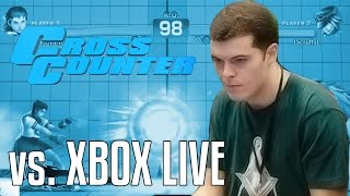 Alex Myers takes on Xbox Live on the Cross Counter Twitch guest stream