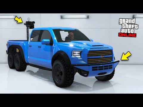 GTA 5 Online: SA SUPER SPORT SERIES DLC - CARACARA HIDDEN UNRELEASED CAR CUSTOMIZATION