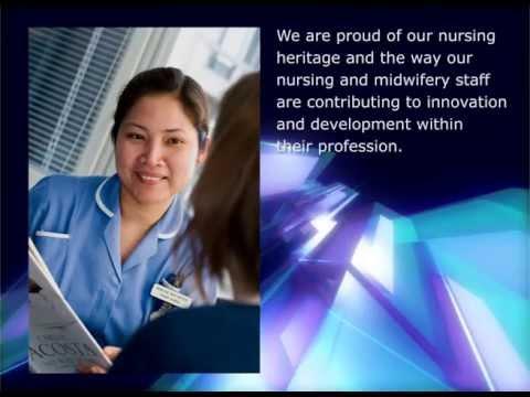 World class nursing and midwifery staff