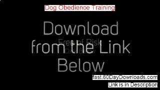 Dog Obedience Training Los Angeles - Dog Obedience Training