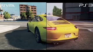 Need for Speed Most Wanted 2012 - PS3 vs PS Vita TV - HD 1080p(Сравнение графики / Graphics comparison Моя партнерская программа VSP Group. Подключайся! https://youpartnerwsp.com/ru/join?71467., 2014-12-20T23:01:04.000Z)