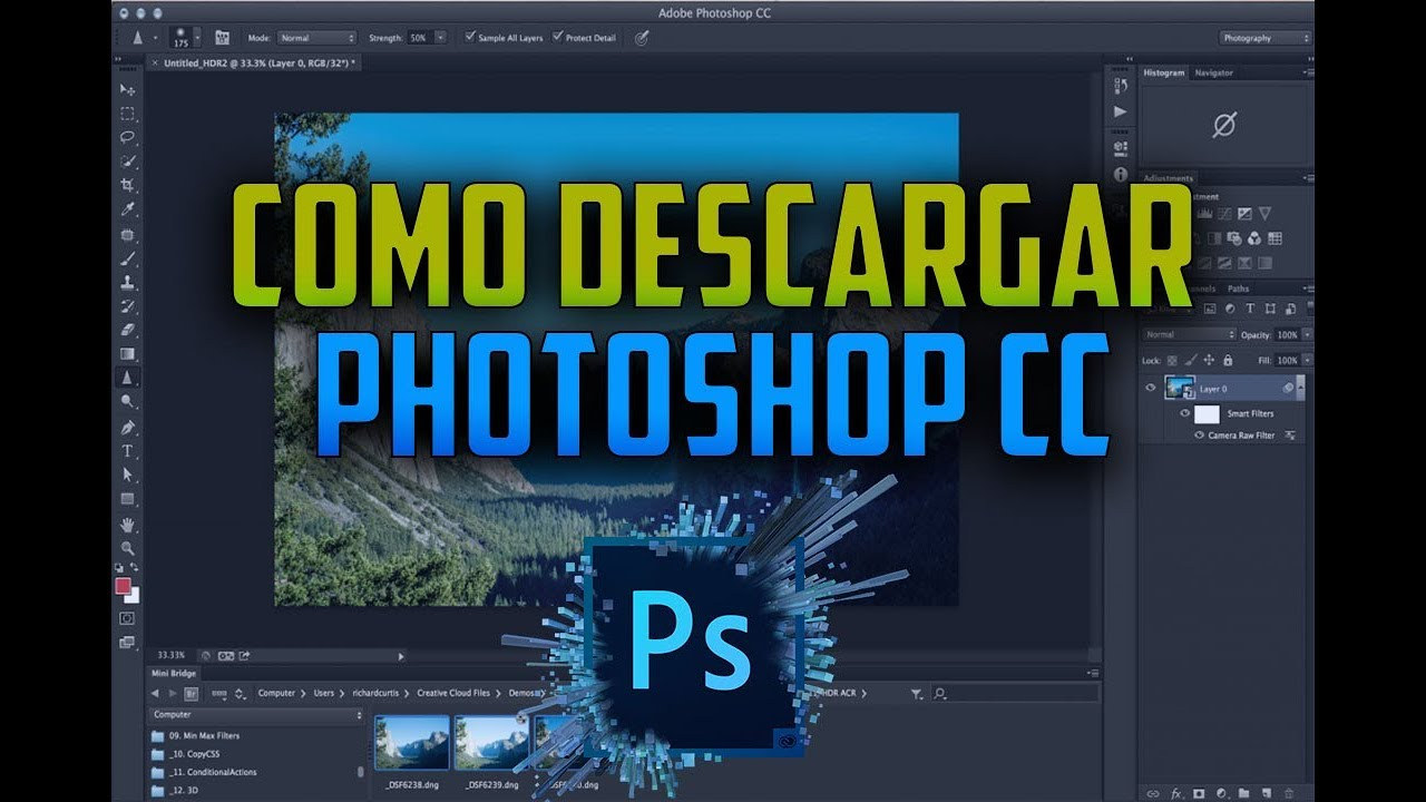 descargar photoshop gratis portable