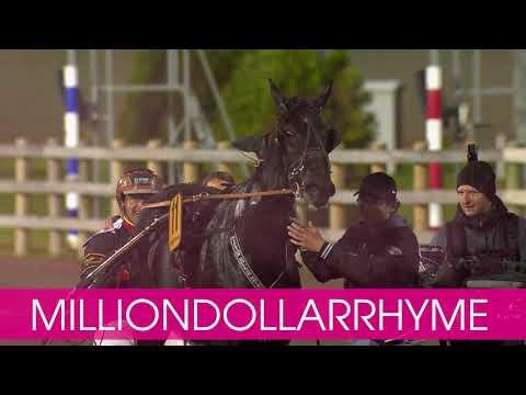 Välkommen till Elitloppet 2020 Milliondollarrhyme!