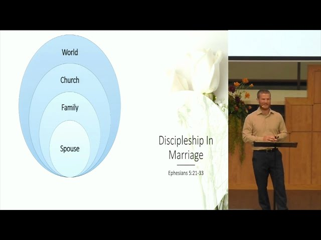 September 12, 2021: Discipleship in Marriage