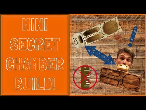 Secret One Board BandSaw Box! (A Fun DIY)