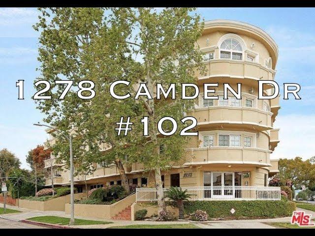 1278 Camden Dr #102, Beverlywood CA 90035
