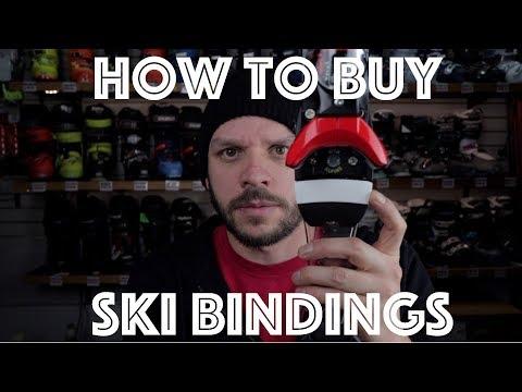 How To Buy Ski Bindings