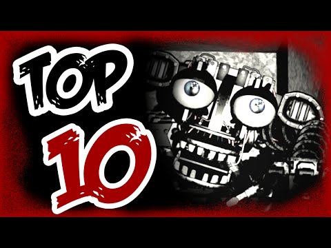 TOP 10 RARE SCREENS - Five Nights at Freddy's
