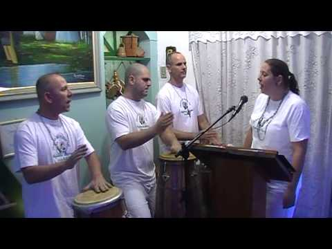 Umbanda ponto cantado Vovó Catarina d'Angola