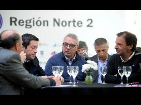 Los municipios de la Región Norte 2 acordaron un protocolo común de seguridad